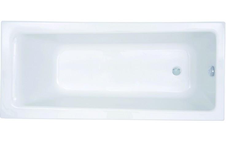 CONCEPT 100 vaňa klasická 1800x800mm akrylátová, biela
