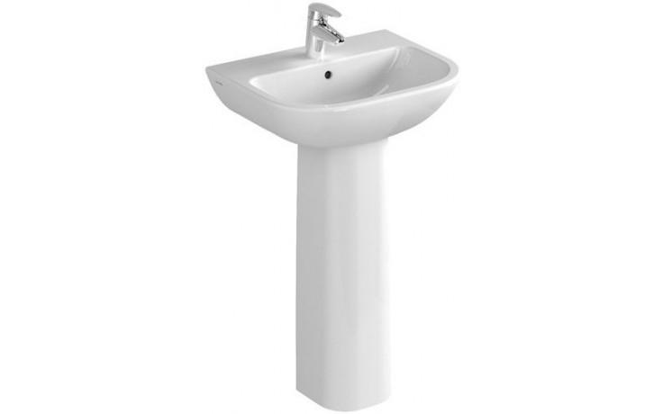 CONCEPT polostĺp pre umývadlá biele alpin 5281L003-7200