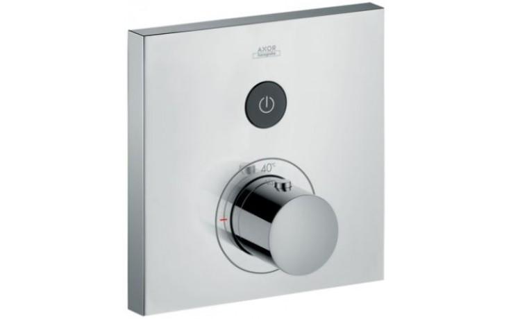 HANSGROHE AXOR SHOWERSELECT sprchová batéria 170x170mm, podomietková, termostatická, vrchný diel, chróm