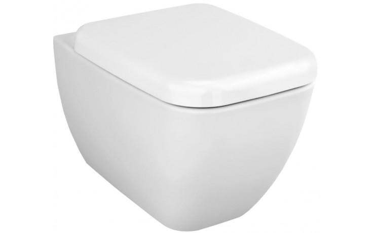 VITRA SHIFT WC závesné 360x540mm vodorovný odpad, biela