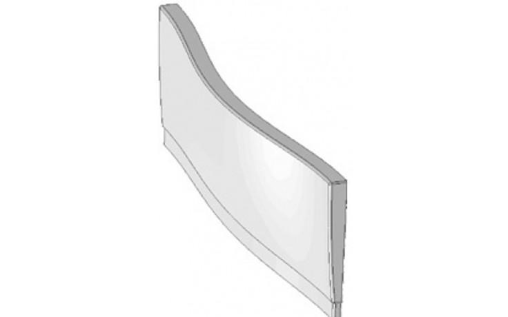 RAVAK MAGNOLIA 170 panel 1700x565mm čelné, snowwhite CZ51000A00