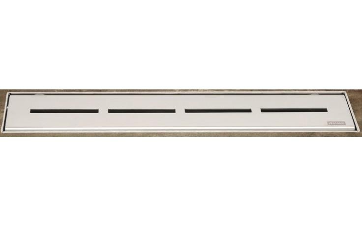 RAVAK RUNAWAY odtokový žľab 850mm nerez X01388