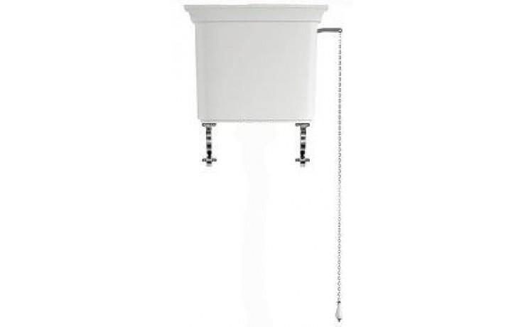 HERITAGE BLENHEIM WC nádržka 4/6l pre vysoké kotvenie, keramika, biela
