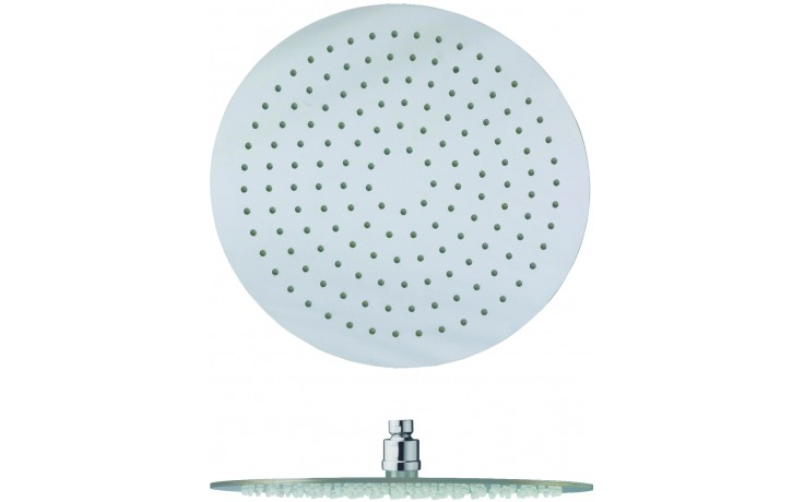 CRISTINA SANDWICH PLUS sprcha hlavová Antikalk-system, 30cm, chróm