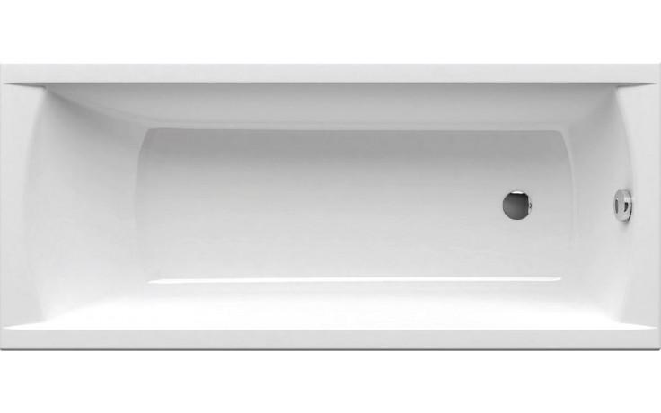 RAVAK CLASSIC 160 klasická vaňa 1600x700mm akrylátová, obdĺžniková, biela C531000000