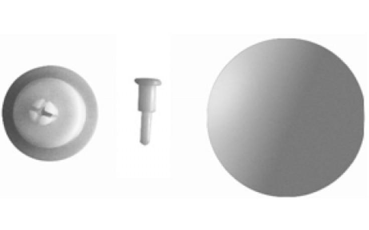 DURAVIT krytka ventilu, chróm 0050431000