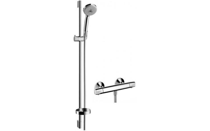 Häufig Kúpeľne Ptáček - HANSGROHE CROMA 100 VARIO sprchový set DN15 s TE67
