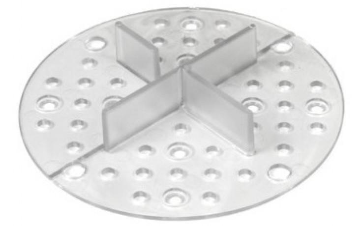ALLIQ PEDALL CROSSIQ PED vyrovnávací krížik do piesku a drviny, škára 3mm, transparent