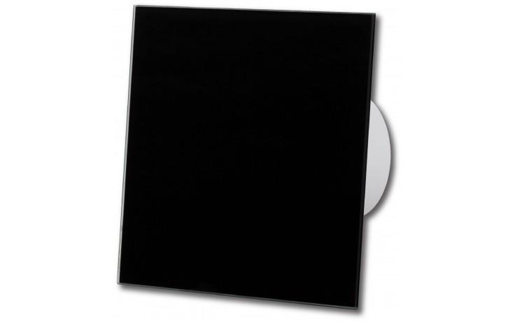 HACO AV DRIM panel 175x5x175mm, sklo/čierna