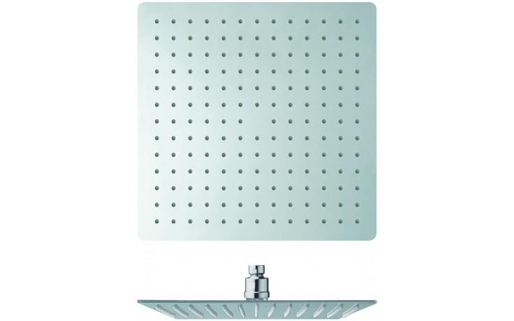 CRISTINA SANDWICH PLUS sprcha hlavová Antikalk-system 60x60cm chróm