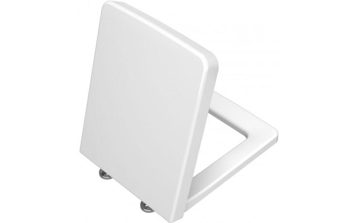 VITRA T4 WC sedátko 360x463mm duraplastové, biela