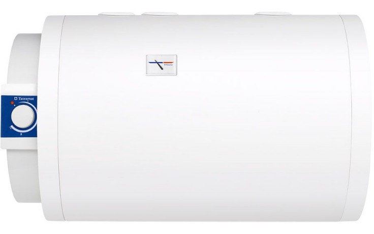 TATRAMAT LOVK 150 D ohrievač vody 150l, kombinovaný, závesný, s dvojplášťovým výmenníkom tepla, ležaté prevedenie