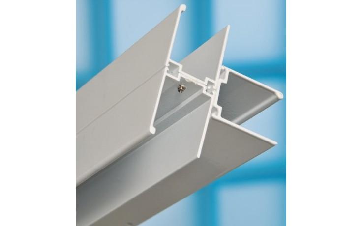 RAVAK spojovací AT profil 1880mm k sprchovacím kútom biela E100000021