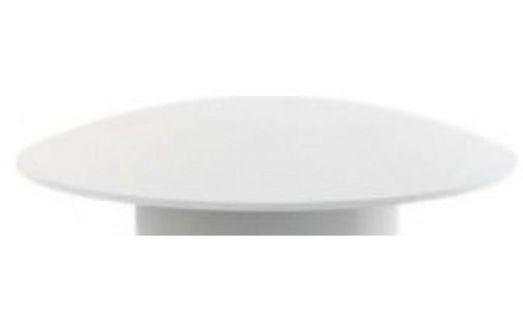 """LAUFEN ventil odtokový 5/4"""" s keramickou krytkou, biela"""