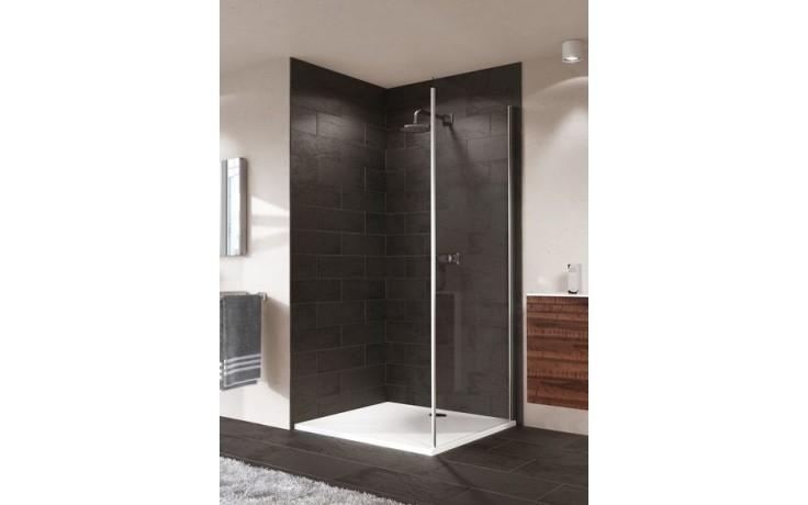 CONCEPT 300 sprchová stena 1000x1900mm bočná, strieborná / číre sklo AP, PT432605.092.322