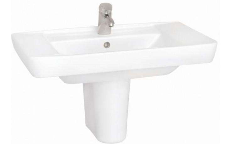 CONCEPT 200 STYLE nábytkové umývadlo 805x485mm s otvorom, biela alpin 5279L003-1121