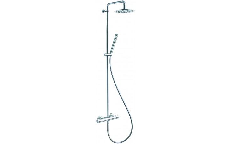 CRISTINA TE sprchová batéria nástenná termostatická so sprchovacím setom 280mm, chróm