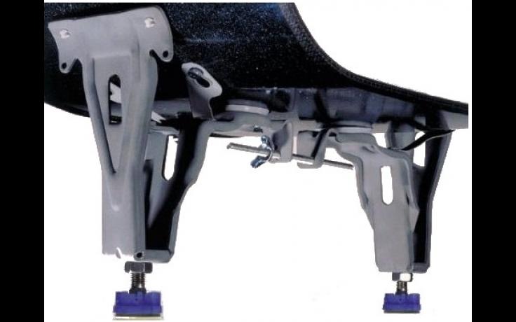 KALDEWEI 5030 Univerzálne vaňové nohy