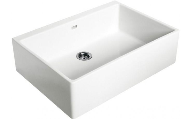KOLO NOVA PRO drez 60x50cm keramický, bez odkvapávača, biela