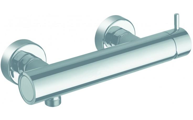 CRISTINA TRICOLORE VERDE sprchová batéria nástenná páková 254x96mm chróm