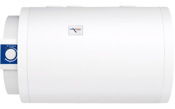 TATRAMAT LOVK 120 D ohrievač vody 120l, kombinovaný, závesný, s dvojplášťovým výmenníkom tepla, ležaté prevedenie