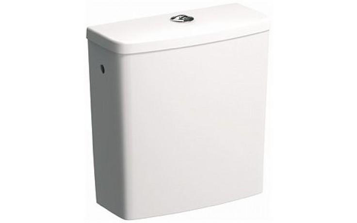 KOLO NOVA PRO nádrž keramická 36,4x16,3cm oválna, s dvojitým splachovaním, biela