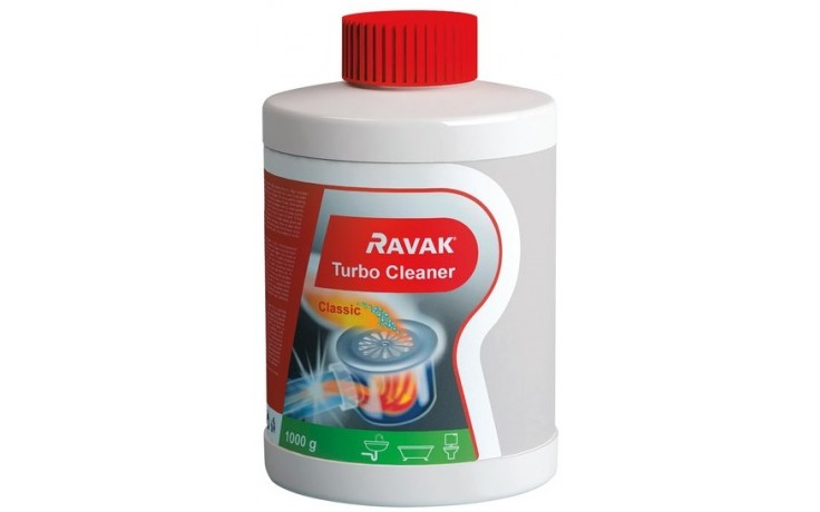 RAVAK TURBO CLEANER čistič odpadov 1000 g X01105