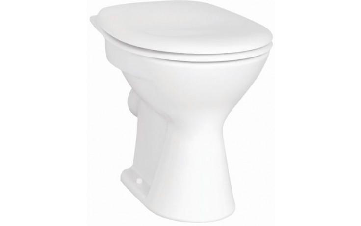 CONCEPT 100 WC misa 355x475mm vodorovný odpad, plytké splachovanie biela alpin 5286L003-1125