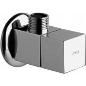 """JIKA CUBITO ventil rohový 3/8 """"- 1/2"""" chróm 3.7242.0.004.010.1"""