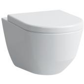LAUFEN PRO závesné WC Rimless 360x530mm hlboké splachovanie, biela 8.2096.6.000.000.1