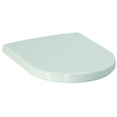 LAUFEN PRO WC sedadlo s poklopom 370x450mm, rýchloupínacie úchytky, biela