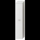 DEEP BY JIKA skrinka 300x270x1620mm, vysoká, ľavá, biela/biela