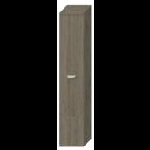 DEEP BY JIKA skrinka 300x270x1620mm, vysoká, ľavá, zlatý dub / zlatý dub