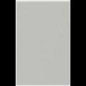 DEEP BY JIKA zrkadlo 580x20x760mm, na doske, biela