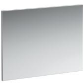 LAUFEN FRAME 25 zrkadlo 900x20x700mm bez osvetlenia, hliník