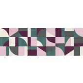 MARAZZI ECLETTICA dekor 40x120cm, veľkoformátový, multicolor