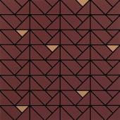 MARAZZI ECLETTICA obklad 40x40cm, mosaico bronze/purple