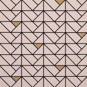 MARAZZI ECLETTICA mozaika 40x40cm, rose bronze