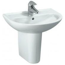 LAUFEN PRO B umývatko 500x360mm s otvorom, biela 8.1595.3.000.104.1