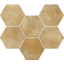 MARAZZI COTTI D'ITALIA dlažba 21x18,2cm, šesťhran, beige