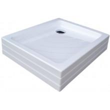 RAVAK ANETA 75 PU sprchovacia vanička 775x905mm akrylátová, obdĺžniková, biela A003701120