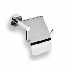 Doplnok držiak GOZ METAL Inox II Držiak toaletného papieru s krytom 160x92x102mm chróm