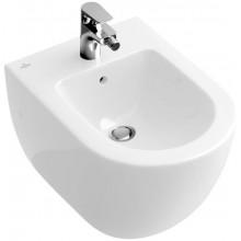 VILLEROY & BOCH VERITY DESIGN bidet 375x560x410mm, biela Alpin