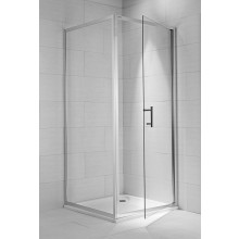 JIKA CUBITO PURE sprchová pevná stena 800x1950mm transparentná 2.9724.1.002.668.1