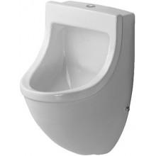 DURAVIT STARCK 3 urinál 330x350mm bez cieľovej mušky, biela 0822350000