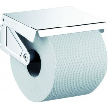 CONCEPT 100 držiak toaletného papiera 127,5x103,5x68,5mm s krytom, chróm 002-1113
