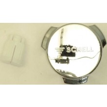 "SCHELL COMFORT rukoväť pre 3/4"" ventil s vrškom (POLAR, COMFORT), chróm"