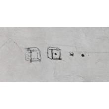 REFIN ARTE PURA dekor 37,5x75cm grafis pietra
