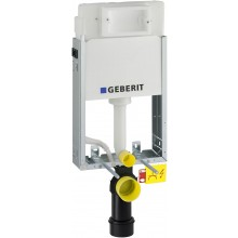 GEBERIT KOMBIFIX BASIC predstenový modul 42x108cm pre závesné WC, s nádržkou Delta