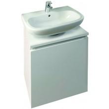 CONCEPT 150 skrinka pod umývadlo 40,2x36x56cm závesná, pravá, biela